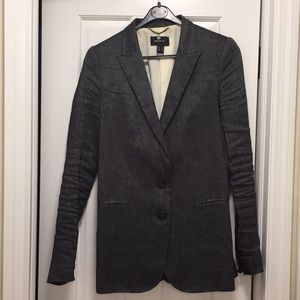 Suit jacket - also great with jeans!